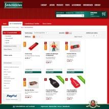 Webagentur Referenz Webshops