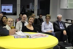 Der Presseclub Dresden zu Gast bei WEBneo