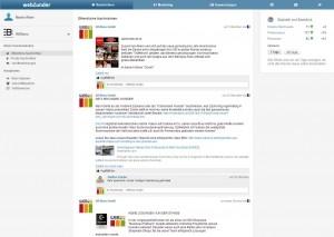 dashboard webzunder