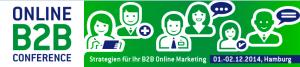 Online-Marketing Conference 2014 für B2B in München