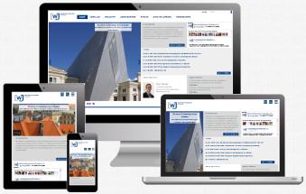 Responsive Webdesign Agentur WEBneo WJ
