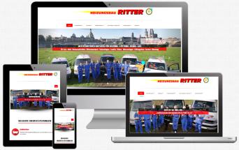Responsive Webdesign Agentur WEBneo Ritter