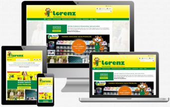 Responsive Webdesign Agentur WEBneo Lorenz