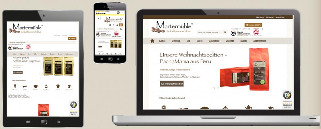 Mobile Templates von unserer Shopware Agentur