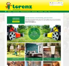 Professionelles-Webdesign Lorenz Baumarkt