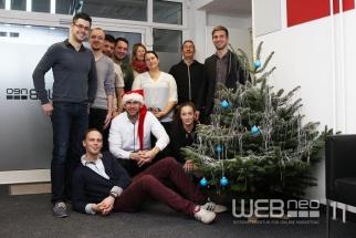 Internetagentur Dresden - Weihnachtsgruss