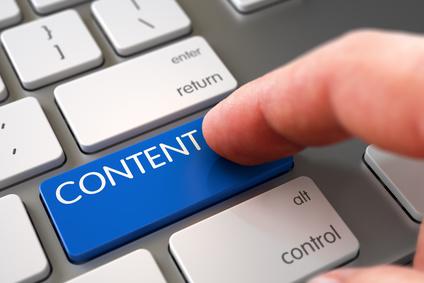 Content Marketing - SEO Texte
