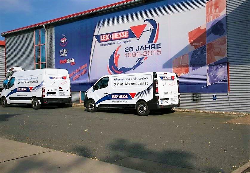Lex & Hesse Transporter