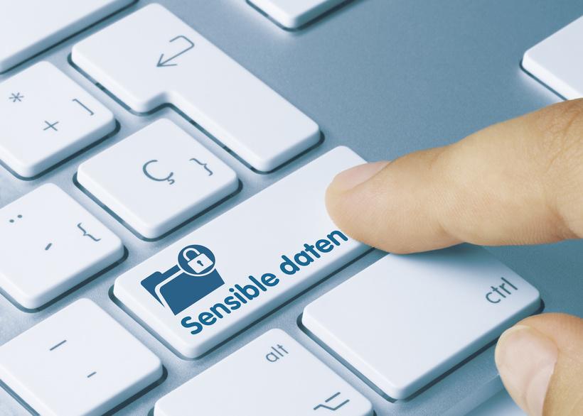 Sensible Daten, Datenschutz, Datensicherheit
