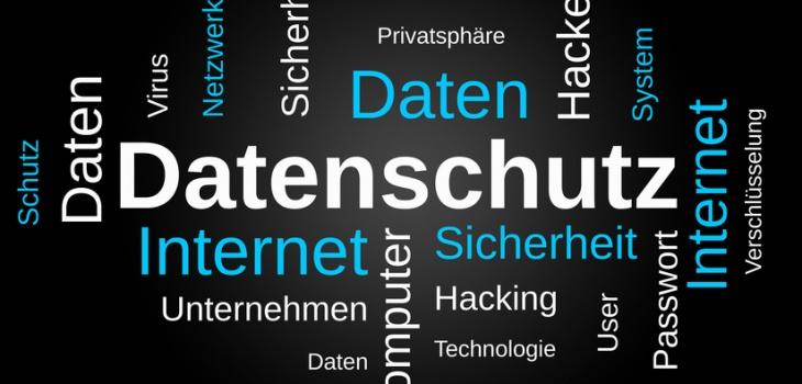 Datenschutz, Internet, Sicherheit