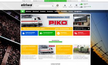 Onlineshop erstellen für Elriwa
