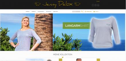 Onlineshop erstellen für jenny-deluex