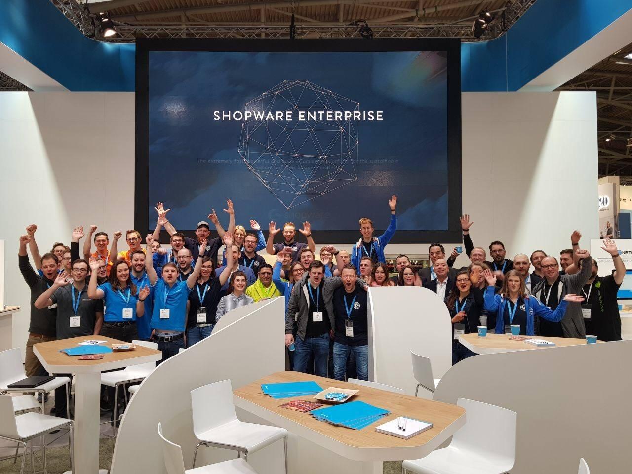 Internetworld Muenchen 2018 - Shopware Partner WEBneo