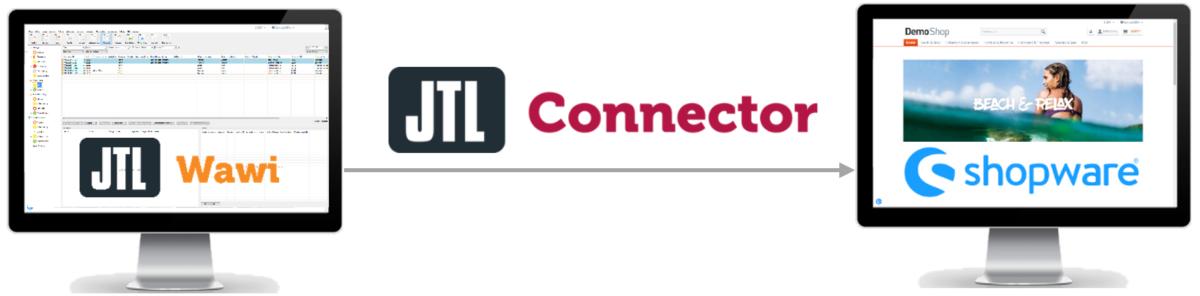 JTL-Connector zu Shopware