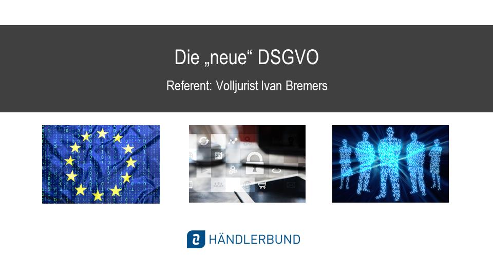 Händerlbund DSGVO SWUG 19.06.2018