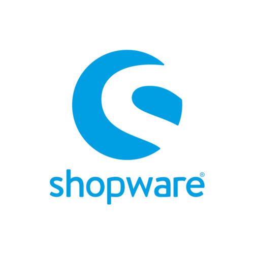 Shopware Logo - Blau