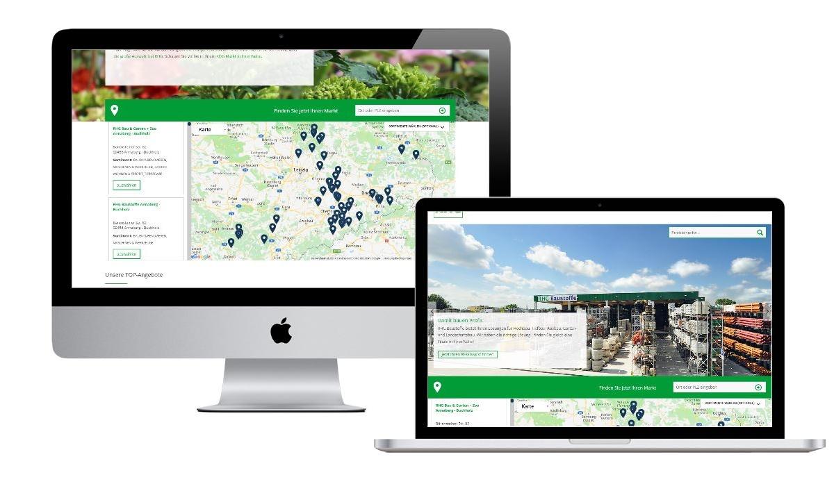 Shopware Enterprise www.rhg.de