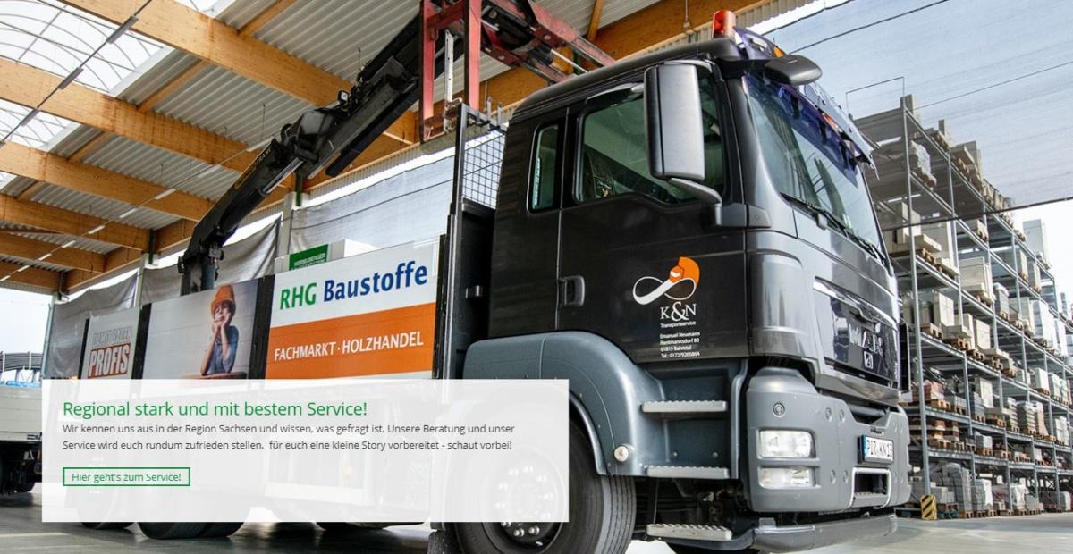 RHG Baustoffe www.rhg.de