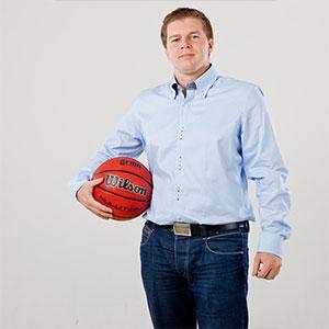 Gert Küchler, Geschäftsführer Dresden Titans Basketball GmbH