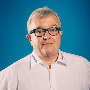Volker Schnabel, Geschäftsführer BG ESCD Dresden mbH – Dresdner Eislöwen