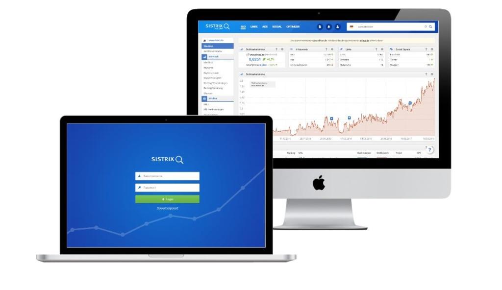 SEO Spezialist Sistrix Experte WEBneo