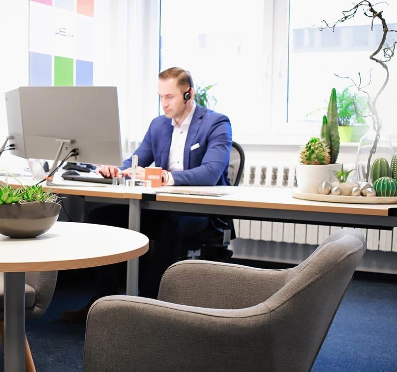 Home Bild Büro
