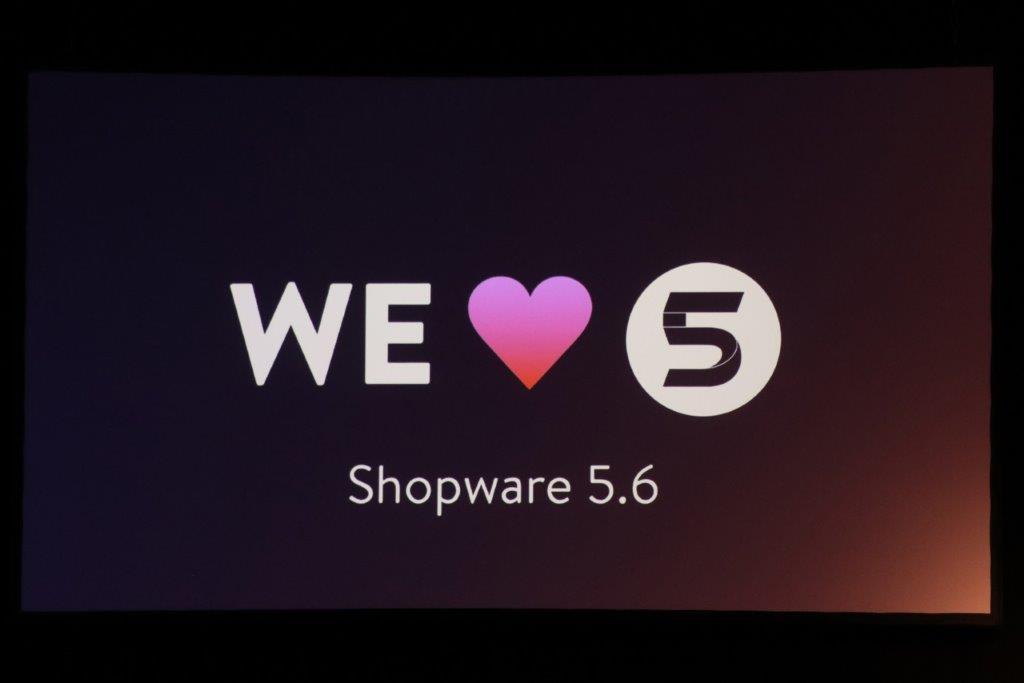 WE LOVE SW5 - Impressionen vom Shopware Community Day 2019