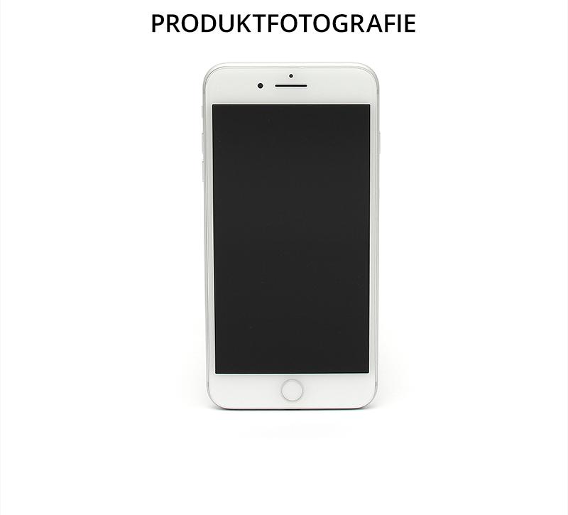 Produktfotografie: Beispiel IPhone