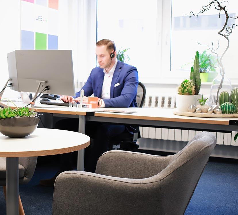Home Bild - Büro Martin Ritter